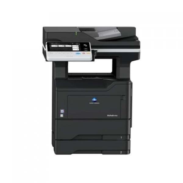 Konica Minolta BIZHUB 4052 nowa licznik 18 stron - Dzierżawa urządzeń i kserokopiarek warszawa